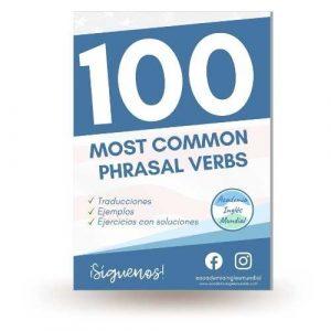 Libro de phrasal verbs - Academia Inglés Mundial